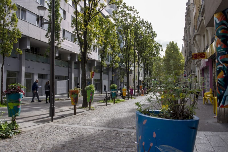 Paris Greenery Permit