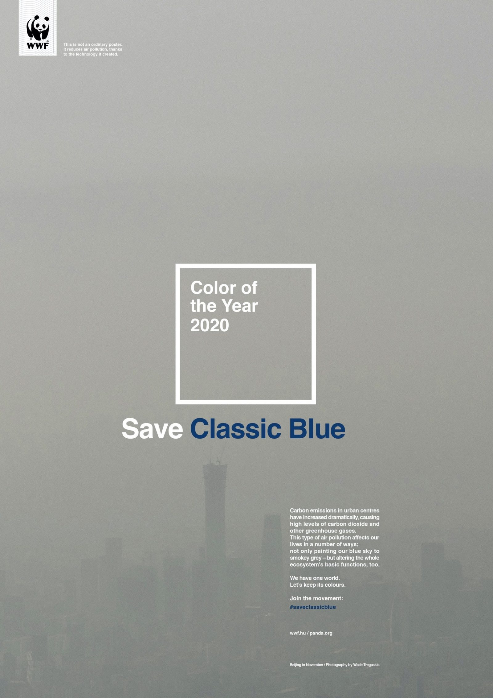 Save Classic Blue