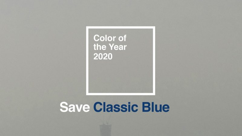 Save Classic Blue