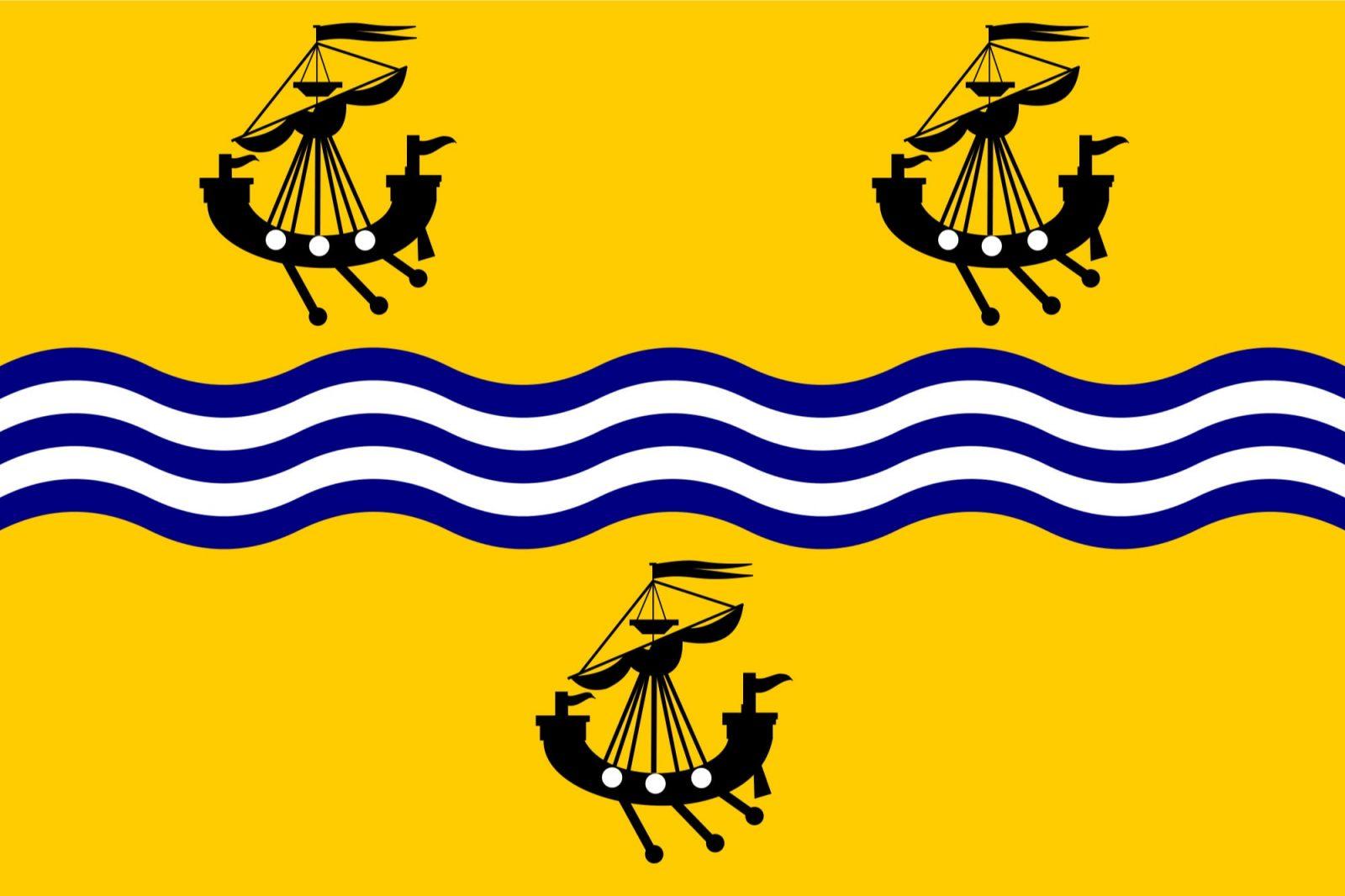 Scotland Regional Flags