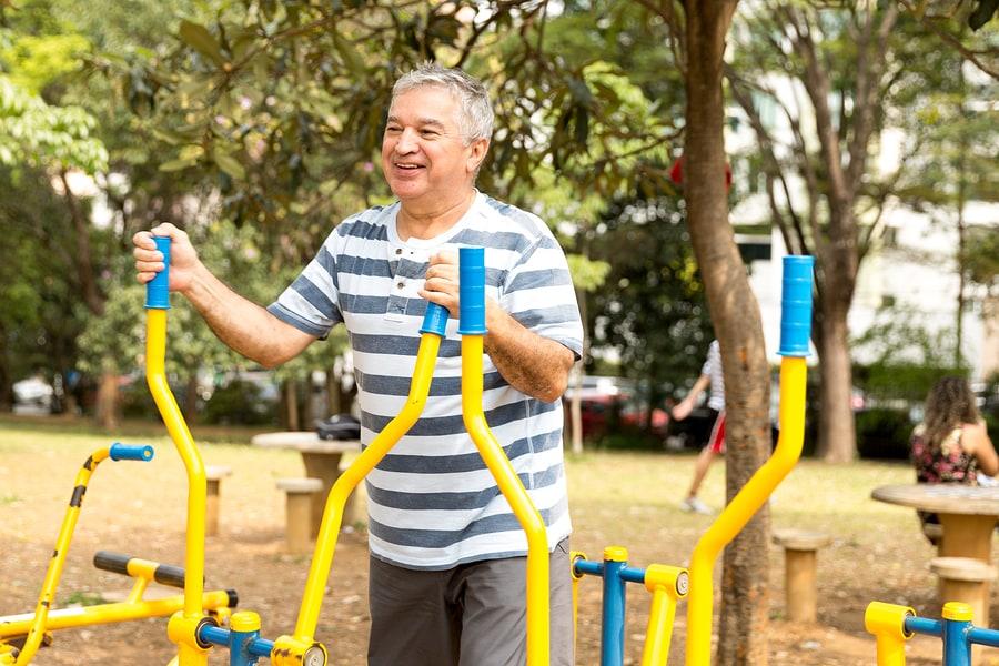 Senior Playgrounds
