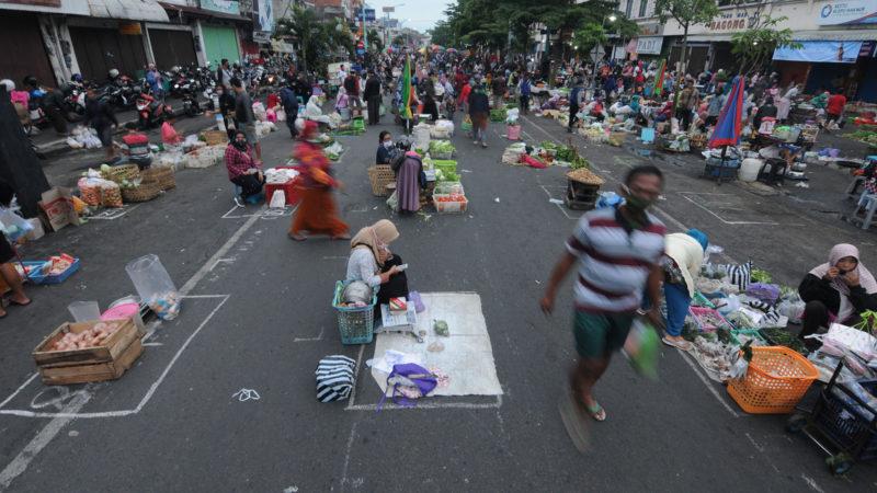 Salatiga Wet Market