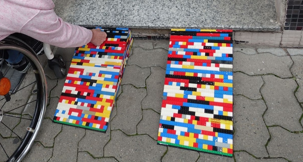 LEGO Grandma