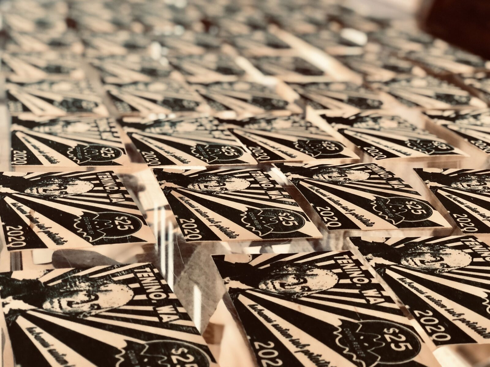Tenino Community Currency