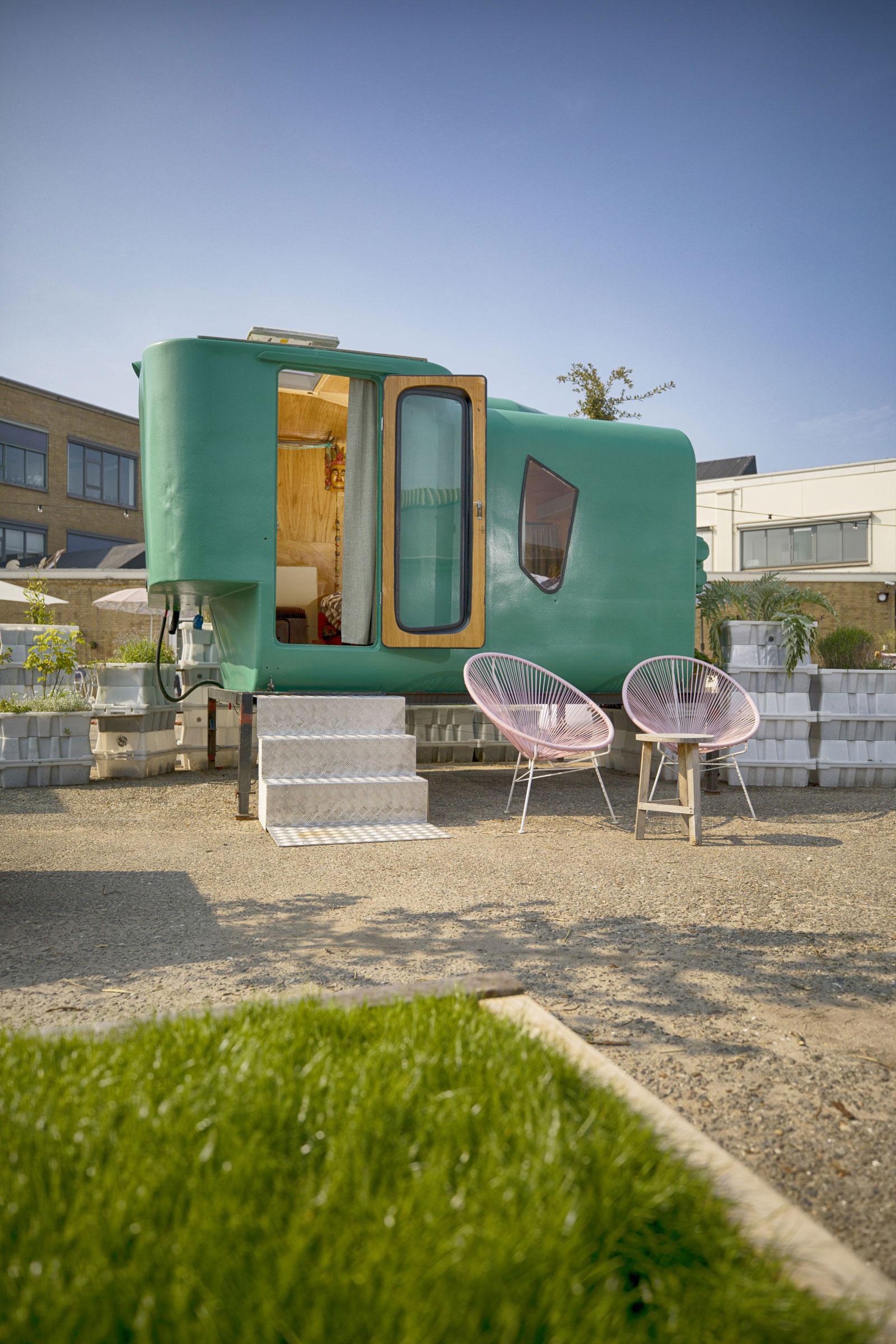 Culture Campsite Rotterdam