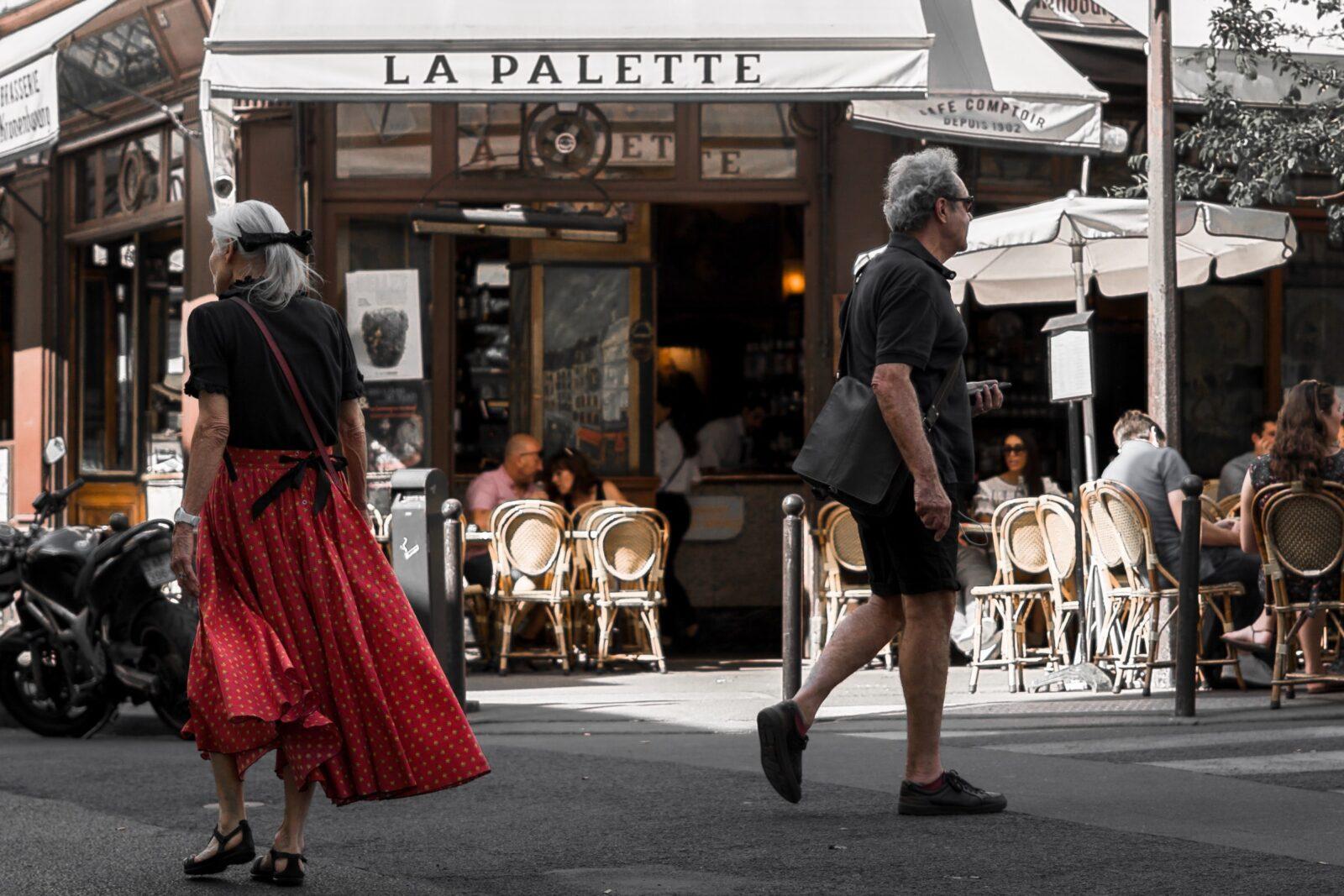 Paris 15-Minute City