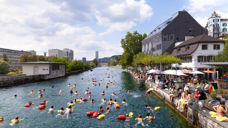 Swim City