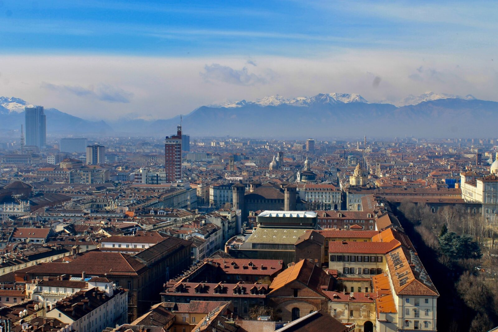 1000-Minute City, Turin